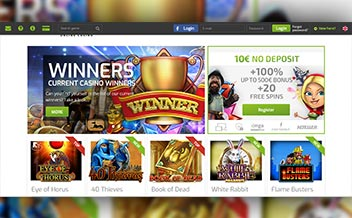 Screenshot 3 Lapalingo Casino