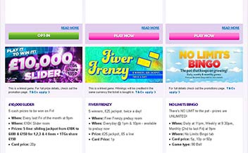 Screenshot 4 Lucky Pants Bingo Casino
