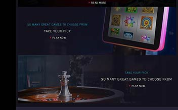 Screenshot 1 Maria Casino