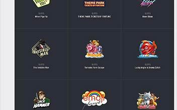 Screenshot 1 Matchbook Casino