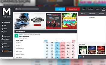 Screenshot 3 Matchbook Casino