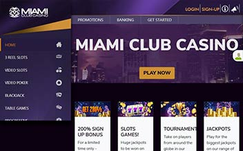 Screenshot 3 Miami Club Casino
