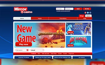 Screenshot 1 Mirror Casino