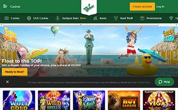 Screenshot 4 Mr Green Casino