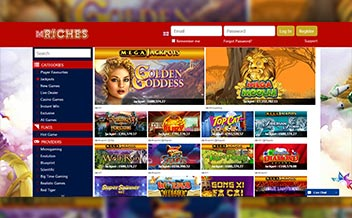 Screenshot 4 mRiches Casino