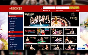 Screenshot 3 mRiches Casino