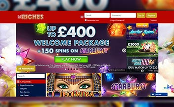 Screenshot 2 mRiches Casino
