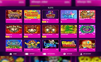 Screenshot 3 No Bonus Casino