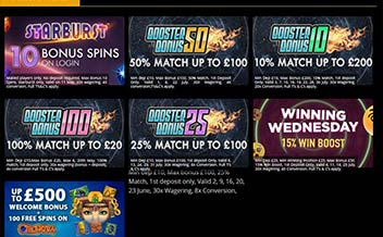 Screenshot 2 Northern Lights Casino