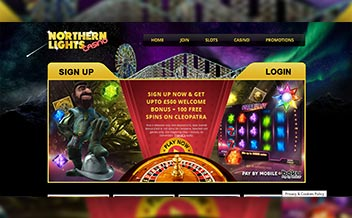 Screenshot 3 Northern Lights Casino