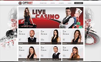 Screenshot 4 Optibet Casino
