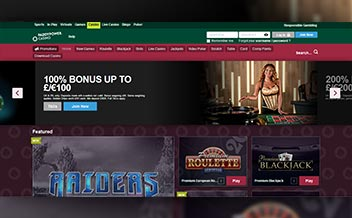 Screenshot 3 Paddy Power Casino