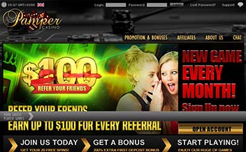 Screenshot 4 Pamper Casino
