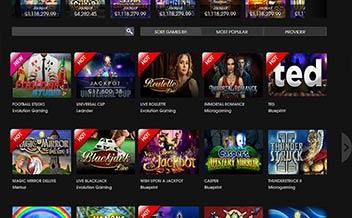 Screenshot 3 PlayGrand Casino