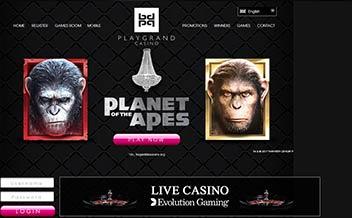 Screenshot 4 PlayGrand Casino