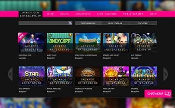 Screenshot 2 PlayGrand Casino