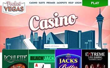 Screenshot 4 Pocket Vegas Casino