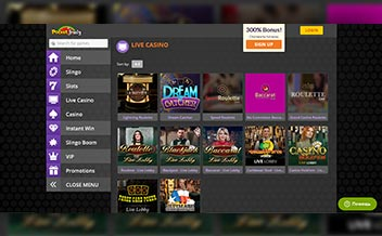 Screenshot 2 Pocket Fruity Casino