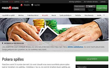 Screenshot 3 PokerStars Casino