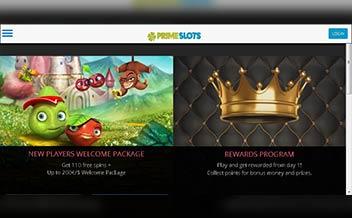 Screenshot 4 Prime Slots Casino