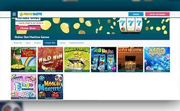 Screenshot 2 Prime Slots Casino