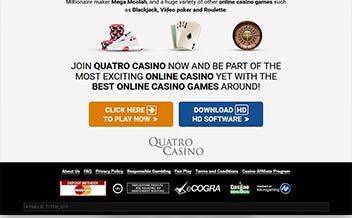 Screenshot 4 Quackpot Casino