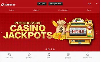 Screenshot 2 Red Star Casino