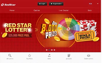 Screenshot 1 Red Star Casino