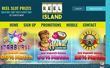 Screenshot 4 Reel Island Casino