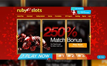 Screenshot 3 Ruby Slots Casino