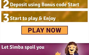 Screenshot 4 Simba Games Casino