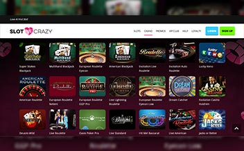 Screenshot 2 Slot Crazy Casino