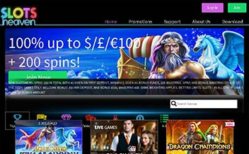 Screenshot 4 Slots Heaven Casino