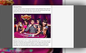 Screenshot 4 Smart Live Gaming Casino