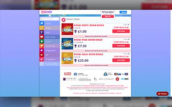 Screenshot 2 Spin Genie Casino