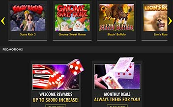 Screenshot 3 Supernova Casino