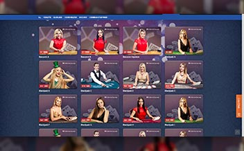 Screenshot 1 TonyBet Casino