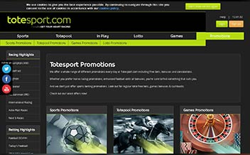 Screenshot 4 Totesport Casino