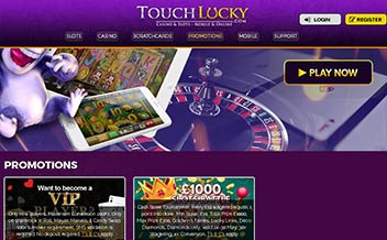 Screenshot 2 Touch Lucky Casino