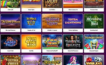 Screenshot 4 Touch Lucky Casino
