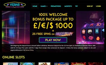 Screenshot 3 Vegas Mobile Casino