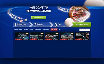 Screenshot 3 Vernons Casino