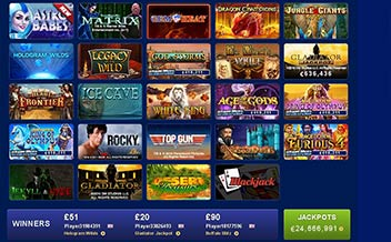 Screenshot 4 Vernons Casino