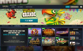 Screenshot 1 Viking Slots Casino