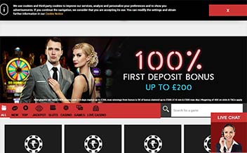 Screenshot 3 Vip Club Casino