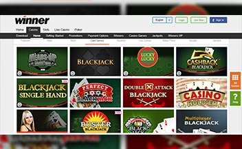 Screenshot 3 Winner Casino