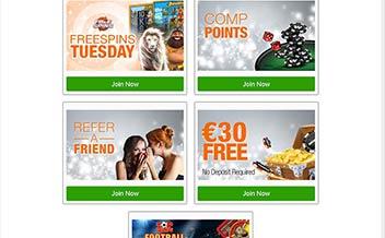Screenshot 1 Winner Casino