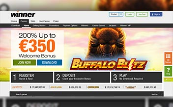Screenshot 2 Winner Casino