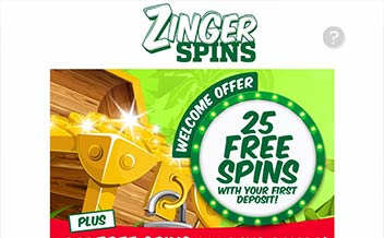 Screenshot 4 Zinger Spins Casino