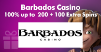 100% Bonus of up to £200 and 100 Extra Spins
